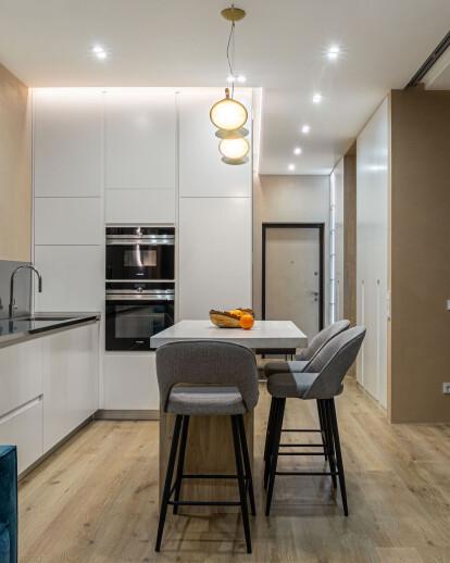 Private apartment / kyiv