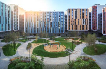 Respublika Housing (1st phase)