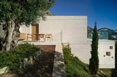 Casa en Voladizo - Cantilevered House