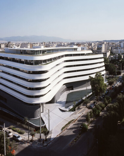 Agemar Angelicoussis Group Headquarters