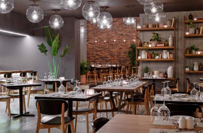 'Benini's' Italian restaurant in Rhodes