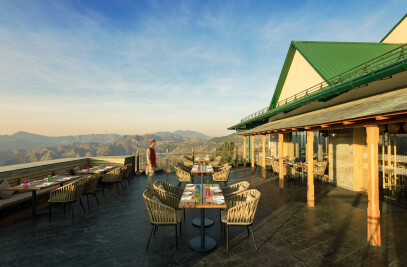 Taj Theog Resort