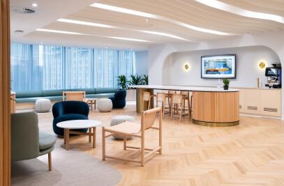 Hilton Office, Sydney