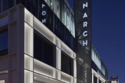 Monarch building