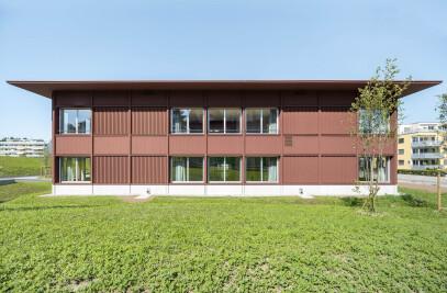Primary School, Neugasse Bazenheid, Switzerland