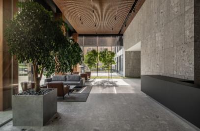 Tetris Hall Apartments