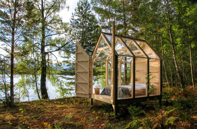 The 72 Hour Cabin