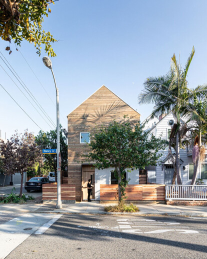 Wang House