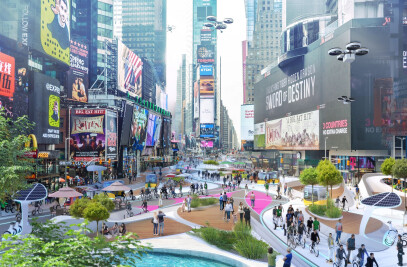 New Mobility Study – Times Square