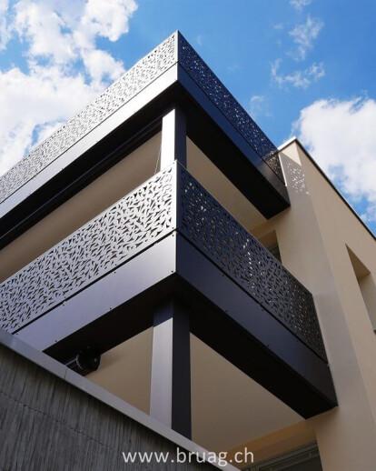 Building complex Quäderle