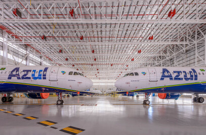 Azul Airlines MRO Center