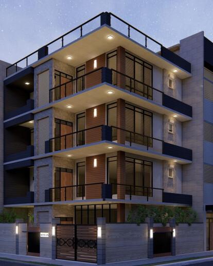 Mohit Arora's Residence