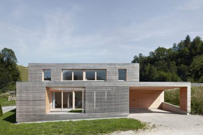 Hofhaus Sebi_Ansicht Süd