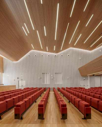 Rehabilitation of the Cordoba Congress Center