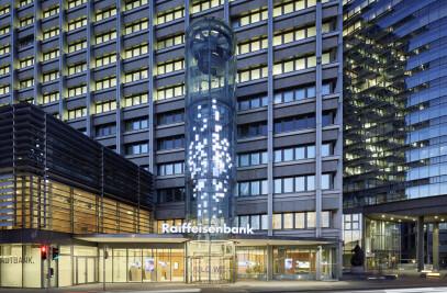 New Branch Concept: RAIFFEISENLANDESBANK NÖ-WIEN