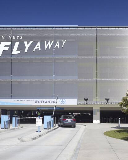 Van Nuys Flyaway, Los Angeles