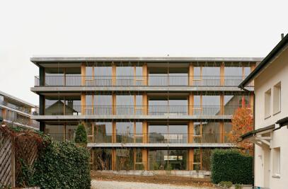 Wohnhaus Nussbaumen, Aargau