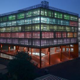 ATRIUM - Jussieu University