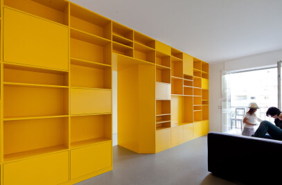 The Yellow Renovation