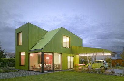 Single family house in Les Evouettes