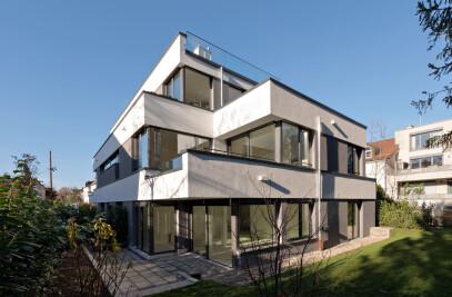High quality apartment house