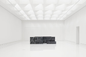 KAAN Architecten extends Antwerp Royal Museum of Fine Arts with hyper modern roof galleries