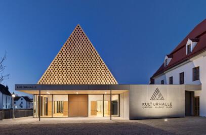 Kulturhalle Christoph Willibald Gluck