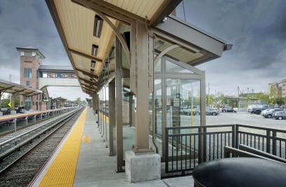 Wyandanch Train Station