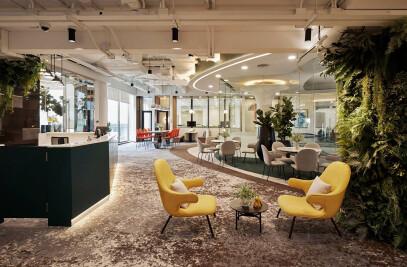 K.E. Group Office