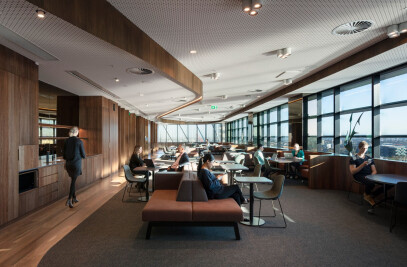 VCCC Level 13 Executive Workplace