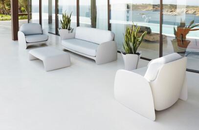 Pezzettina lounge chair