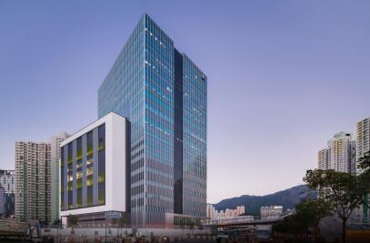 Kowloon East Regional Headquarters 'Takes Off'