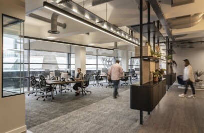 Boutique office for Tosca Debt Capital