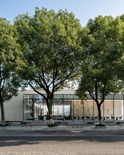 Future City Exhibition Hall / Meng Fanhao