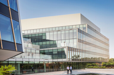 DS+R and BLP complete the highly anticipated Susan Wakil Health Building at the University of Sydney
