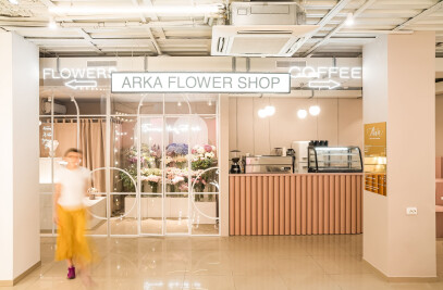 ARKA Flower shop