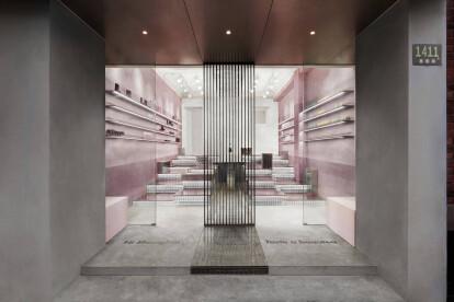 Tea meets cosmetics at innovative Cosmetea retail concept