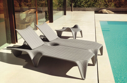 F3 Sun Lounger