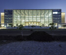 Auric Hall by Night