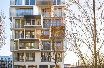 Divers(e) Cité Jardin Apartment Complex