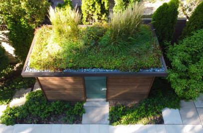 Green roof (Intensive & Extensive)
