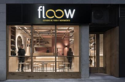 FLOW Yoga studio in Pontevedra
