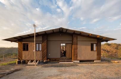 Post-Earthquake Prototype – Rural Dwelling