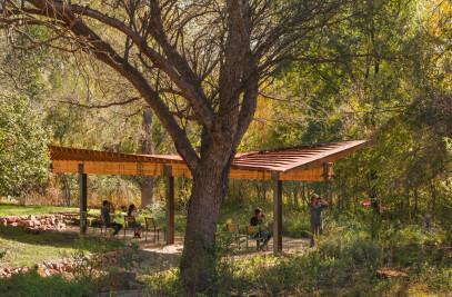 Paton Hummingbird Center Pavilion