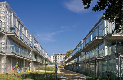 53 housing units HLM in Saint Nazaire