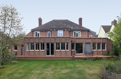 Cambridge Garden House