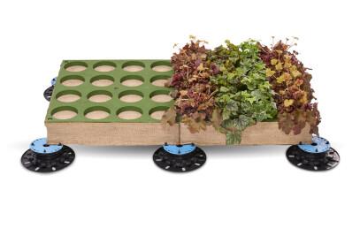 GREEN FLOOR SYSTEM