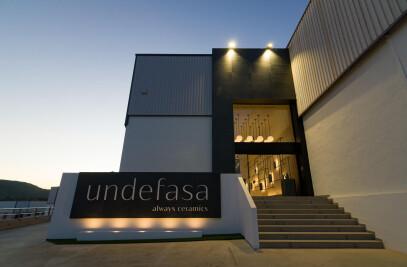 Undefasa showroom