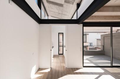 Renovation of apartment building in Tarragona