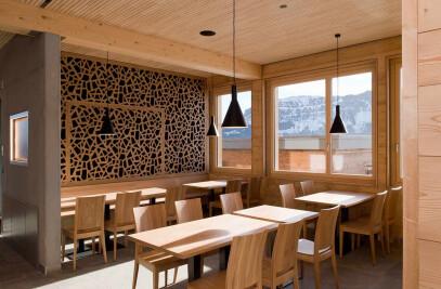 Mountain Restaurant Prodalp Flums